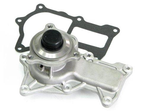 Pompe à eau et joint 3.8L V6 essence (courroie plate) Wrangler JK