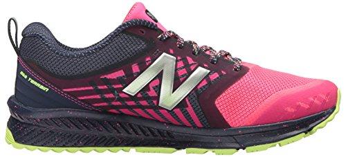 New Balance Damen Nitrel Laufschuhe Grau (Grey/pink/WTNTRLA1)