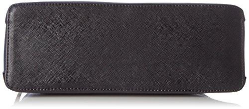 Marco Tozzi - 61028, Borse a secchiello Donna Nero (Black Comb)