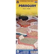Paraguay 1 : 800 000 (International Travel Maps)