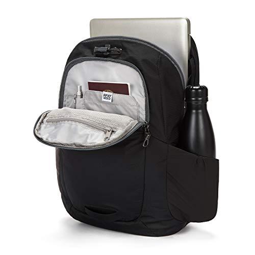 Pacsafe Venturesafe 15L G3 Backpack Tasche, Black, M
