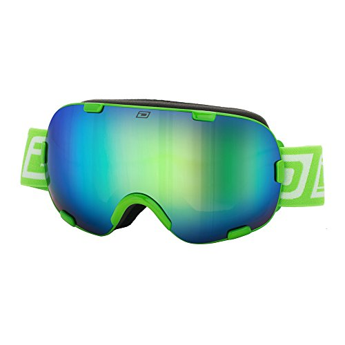 Dirty Dog Afterburner Snow Goggles - Green