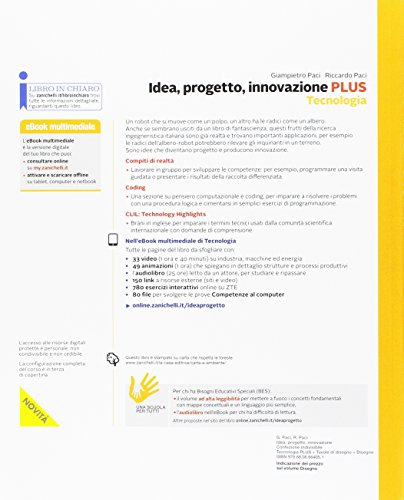 Zoom IMG-1 idea progetto innovazione tecnologia plus