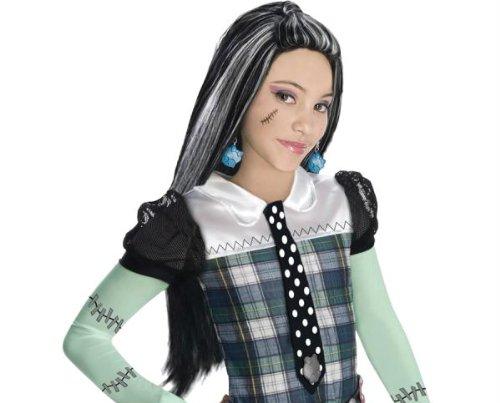 Mh Frankie Stein Perücke Halloween Kostüme Cosplay Wig Perücke Haar für Maskerade Make-up (Stein Halloween Frankie Kostüme)