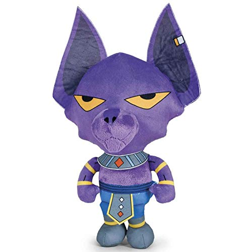 Play by Play Peluche Beerus Dragon Ball Super 36cm