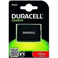 Duracell Premium Analog Canon LP-E10 Battery for 1100D 1200D Rebel T3 Kiss X50 7.4V 1020mAh