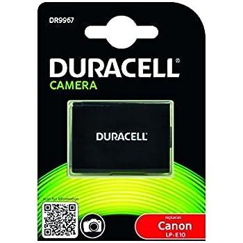 Duracell DR9967 Batterie pour Appareil Photo Numérique 1020 mAh