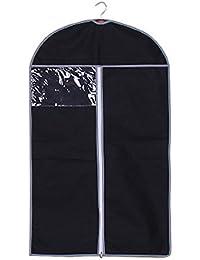 TRIXES Housse Noire de Vêtements pour Costumes et Robes
