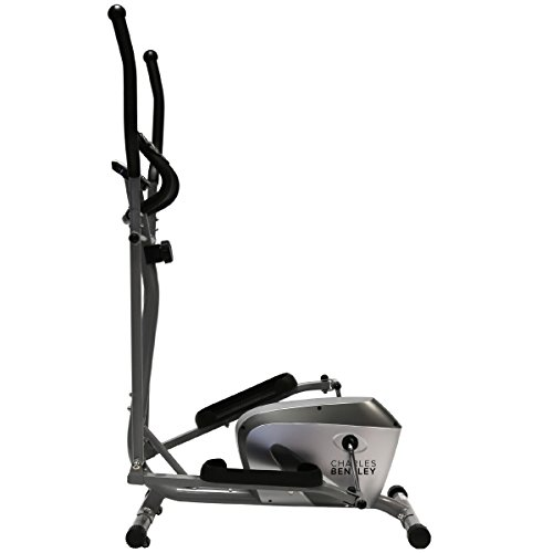 Charles-Bentley-Fitness-Elliptical-Cross-Trainer-Cardio-Workout-Handlebar-Heart-Rate-Sensors