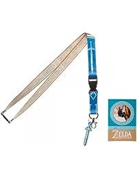 The Legend of Zelda: Breath of the Wild Master Sword Charm Breakaway Cordon