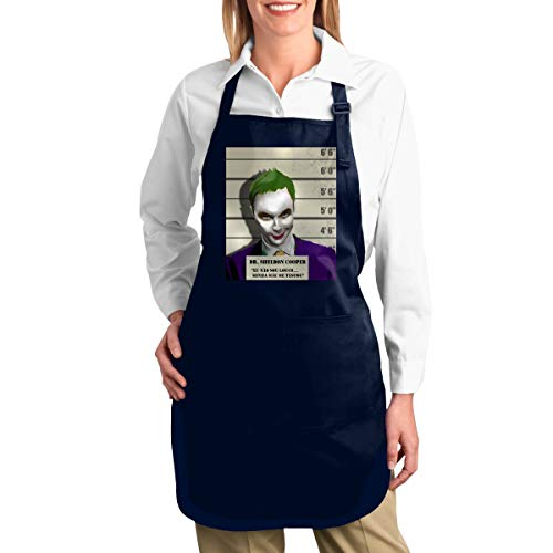 NULLIAHSGB DR. Sheldon Cooper Vs The Joker Swag Crazy