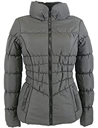Vero Moda Bib Short Jacket - Asphalt