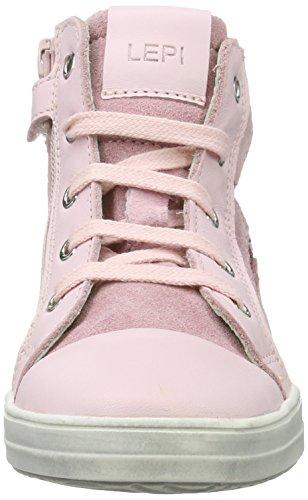 Lepi 4116leq, Sneakers basses fille Pink (4116 C.14 Rosa)
