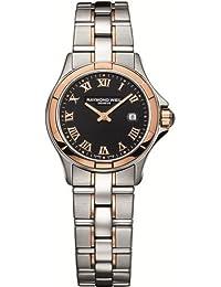 Raymond Weil  9460-SG5-00208 - Reloj de automático para mujer, con correa de acero inoxidable, color plateado