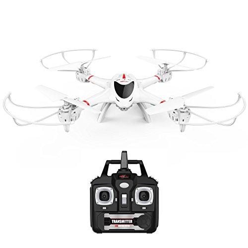 Preisvergleich Produktbild MJX X400W WLAN FPV Drohne mit Kamera Kopflos Modus 3D Auto Flip Quadrocopter RC Drone für Anfänger zu üben