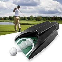 Copa de Golf Automática para la Práctica de Golf Recuerdos de la Oficina de Patio al Aire Libre Interior, Regalo de Golf Novedoso