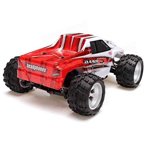 RC Auto kaufen Monstertruck Bild 4: s-idee® 18108 A979-B RC Auto Buggy Monstertruck 1:18 Truck mit 2,4 GHz 70 km/h schnell WL*