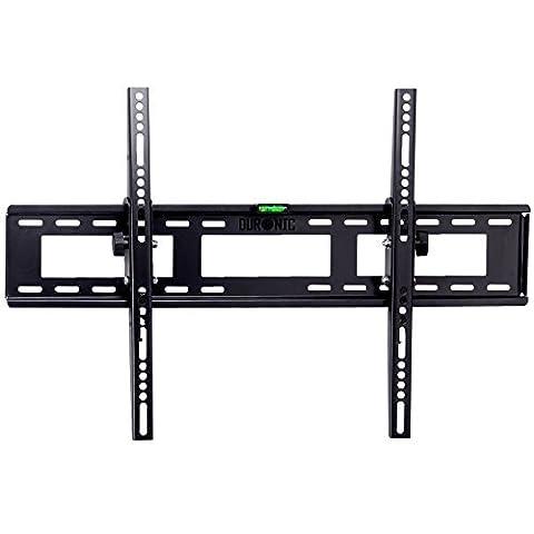 Duronic TVB123M Heavy Duty Adjustable Wall Bracket for 33-60 inch