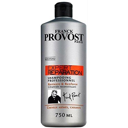 Franck Provost Shampooing expert réparateur 750ml - ( Prix Unitaire ) - Envoi Rapide Et Soignée