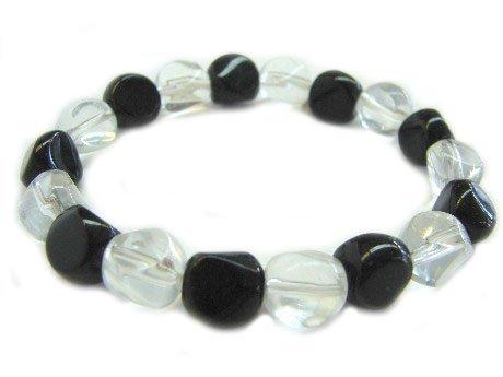 Feng Shui importazione braccialetti con cristalli ed ematite