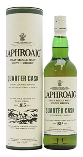 Laphroaig Quarter Cask Whisky Escocés - 700ml