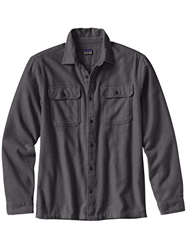 d7af9c73bb5 Patagonia 53947-FGE-M - M s l s fjord flannel shirt color