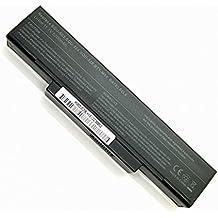Batería Nueva y Compatible para Portátiles MSI BTY-M61 BTY-M65 BTY-M66 BTY-M67 y Clónicos Li-Ion 11,1v 5200mAh 6 Celdas Listados en Descripción