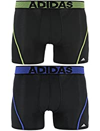 adidas Men's Sport Performance Climacool Trunk Underwear (2 Pack)