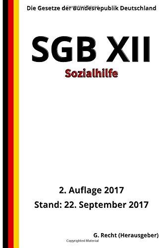SGB XII - Sozialhilfe, 2. Auflage 2017