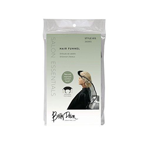Betty Dain Shampoo Hair Funnel