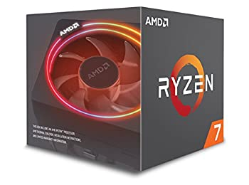 AMD Ryzen 7 2700X AM4 4.35GHz 20MB Cache 105W Wraith Prism Soğutuculu İşlemci