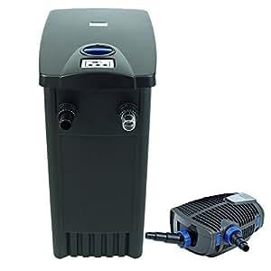 Oase filtomatic cws pompe et filtre pour bassin de 25000 for Pompe et filtre pour bassin exterieur