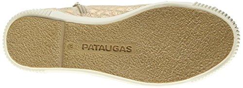 Pataugas Banjou Ca F2b, Sneakers Hautes femme Or (Cuivre)