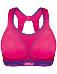 Shock Absorber Sport-BH, Run Größe 75A, Farbe Pink-Lila