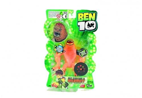 Bandai - Ben 10 - Sixsix - Figurine 10 cm (Import Royaume Uni)