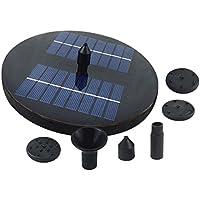 Yardwe Resorte de sistema de riego al aire libre de la bomba de agua solar para jardín (1.6 W)