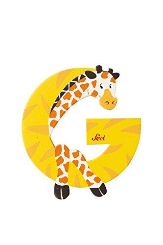 Trudi 81607 - Buchstabe Giraffe G