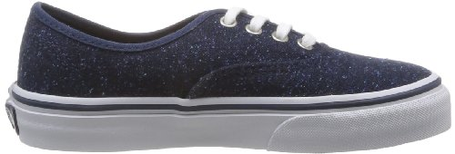 Vans T AUTHENTIC blk Sneaker, Unisex Bambino Blu (S&P Dark Blue)
