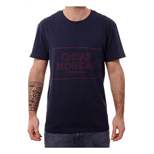 CHEAP MONDAY T-Shirt Dunkelblau