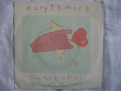 EURYTHMICS There Must be An Angel (Playing With My Heart) 7