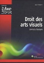 Droits des arts visuels : Contrats d'auteurs