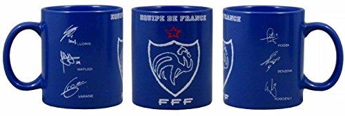 Collection Officielle F/éd/ération Fran/çaise de Football Set 2 Verres /à bi/ère FFF