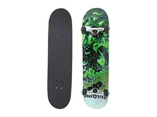 Darkstar Komplett Skateboard FP Falls Green, multi color, 11314072
