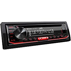 JVC KD-T702BT Autoradio CD/USB/Bluetooth Noir
