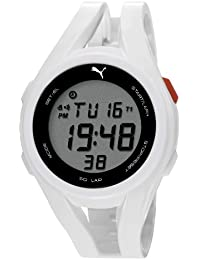 Puma Herren-Armbanduhr XL Airy Digital Quarz Resin PU911131002