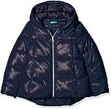 United Colors of Benetton Mädchen Jacke Jacket, 2EO053DC0, Blau (Blue 13c), 130 (Herstellergröße: M)