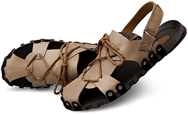 Sharon Zhou Zapatillas de Playa de Gran Tamaño Zapatillas de Playa, Sandalias y Pantuflas, Ideales para Actividades...