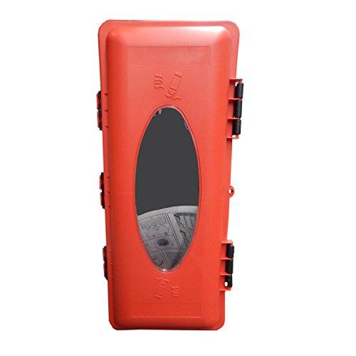 Preisvergleich Produktbild Feuerlöscherkasten Feuerlöscherschrank Box für - 6 kg Feuerlöscher