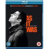 Liam Gallagher: As It Was Blu-Ray
