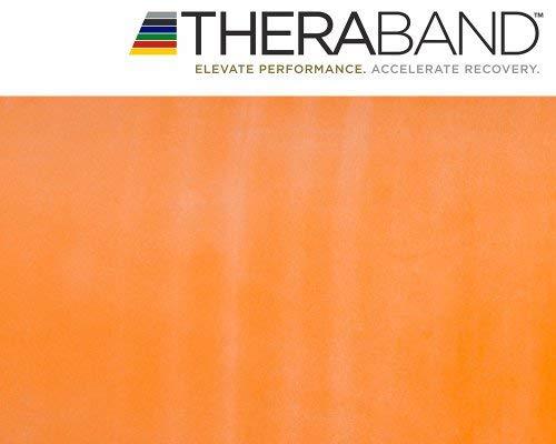 Thera-Band Original 2,5m gold + Original 24-seitiges Übungsbuch gratis